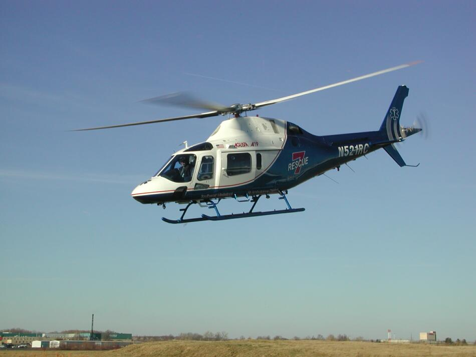 AugustaWestland AW119 Ke Koala Helicopter