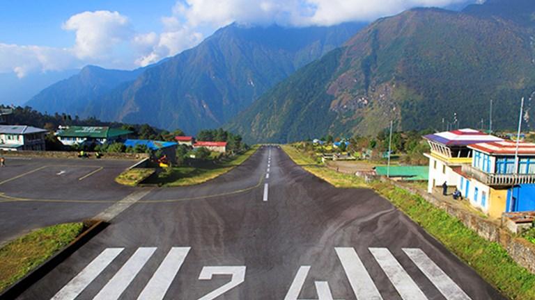 Kathmandu Lukla Helicopter Flight Tour