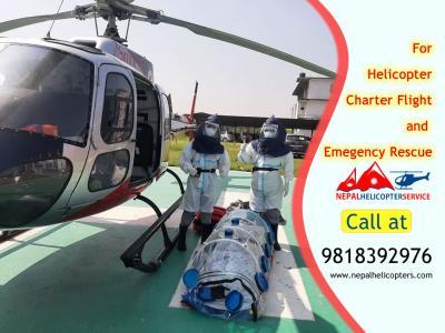 Corona Patient Rescue in Nepal