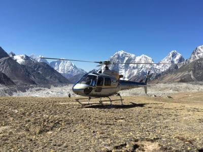 Helicopter Charter in Nepal