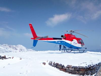 Kailash Helicopter
