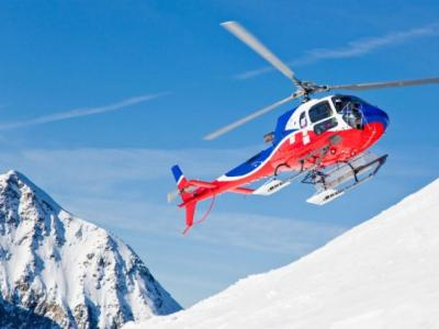 Photography and Filming in Nepal by Helicopter
