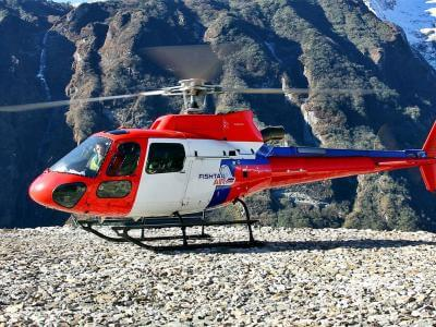 Summit Helicopters in Nepal